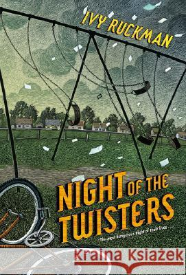 Night of the Twisters Ivy Ruckman 9780064401760