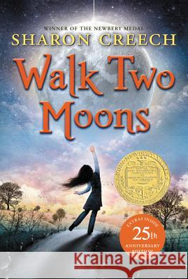 Walk Two Moons Sharon Creech 9780064405171 HarperTrophy