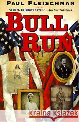 Bull Run Paul Fleischman David Frampton 9780064405881