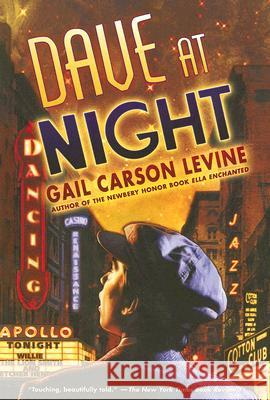 Dave at Night Gail Carson Levine 9780064407472