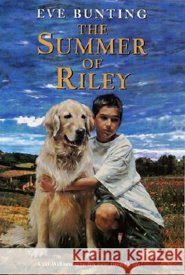 The Summer of Riley Eve Bunting 9780064409278 HarperTrophy