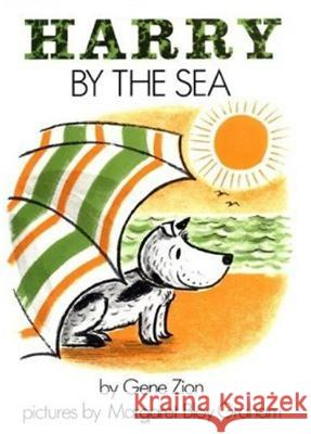 Harry by the Sea Gene Zion Margaret Bloy Graham 9780064430104