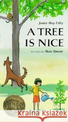 A Tree Is Nice Janice May Udry Marc Simont 9780064431477