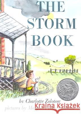 The Storm Book Charlotte Zolotow Margaret Bloy Graham 9780064431941 HarperTrophy