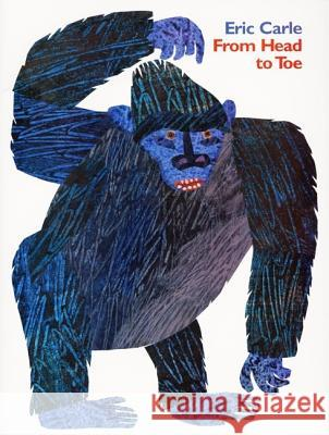 From Head to Toe Eric Carle Eric Carle 9780064435963