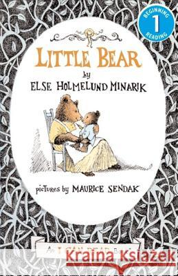 Little Bear Else Holmelund Minarik Maurice Sendak 9780064440042