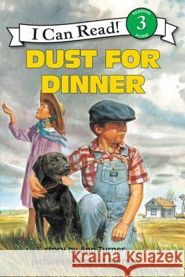 Dust for Dinner Ann Warren Turner Robert Barrett 9780064442251
