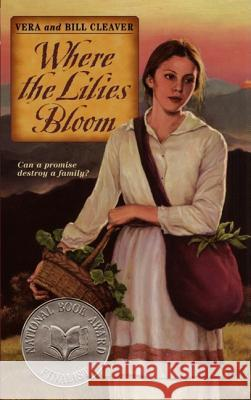 Where the Lilies Bloom Vera Cleaver Bill Cleaver 9780064470056