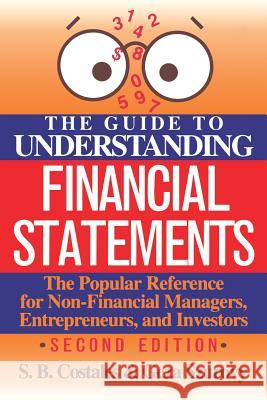 The Guide to Understanding Financial Statements S. B. Costales Geza Szurovy 9780070131972
