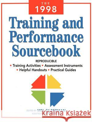 The 1998 McGraw-Hill Training and Performance Sourcebook Melvin L. Silberman Melvin L. Silberman 9780070580046