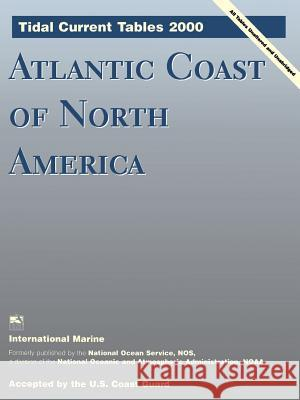 Atlantic Coast of North America National Oceanic                         Atmospheric Administration 9780071353311