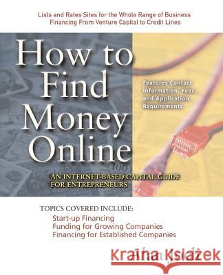How to Find Money Online Alan Joch 9780071360609