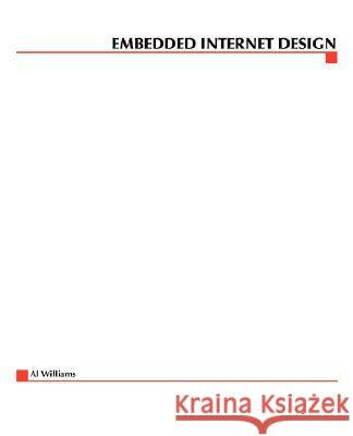 Embedded Internet Design Al Williams 9780071374361