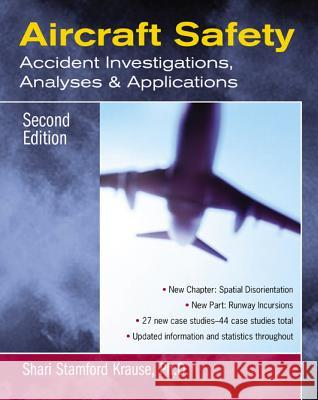 Aircraft Safety Shari Stamford Krause 9780071409742