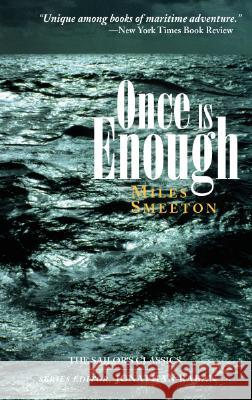Once Is Enough Miles Smeeton 9780071414319
