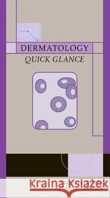Dermatology Quick Glance Abrar A. Qureshi Saeed N. Jaffer 9780071415262
