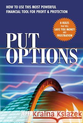Put Options Jeffrey M. Cohen 9780071416658