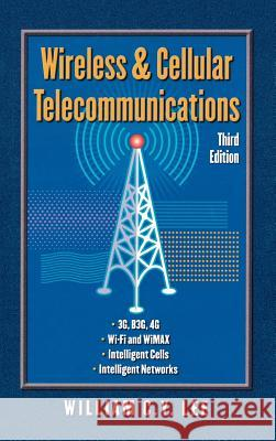 Wireless and Cellular Communications William C. Y. Lee 9780071436861