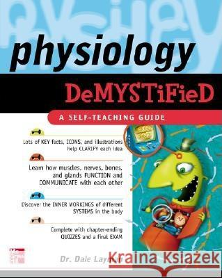 Physiology Demystified Dale Layman 9780071438285