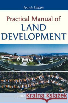 Practical Manual of Land Development Barbara Colley 9780071448666