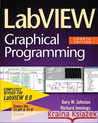 LabVIEW Graphical Programming Gary W. Johnson Richard Jennings 9780071451468