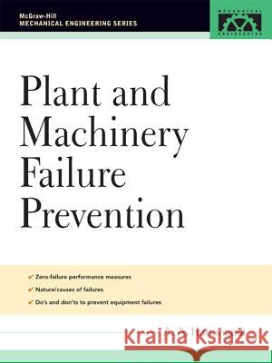 Plant and Machinery Failure Prevention A. A. Hattangadi 9780071457910
