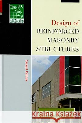 Design of Reinforced Masonry Structures Narendra Taly 9780071475556