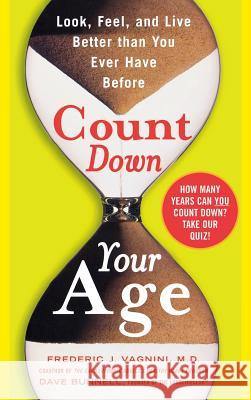 Count Down Your Age Frederic J. Vagnini Dave Bunnell 9780071478076