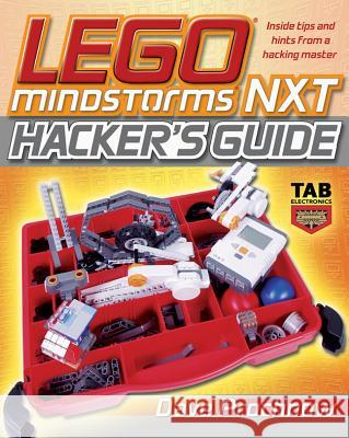 Lego Mindstorms NXT Hacker's Guide Dave Prochnow 9780071481472
