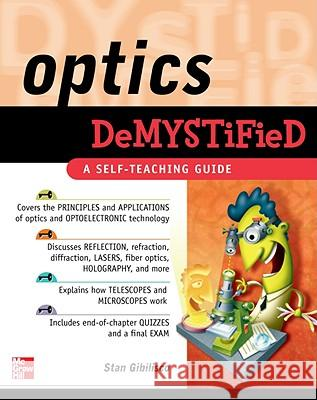 Optics Demystified Stan Gibilisco 9780071494496 0