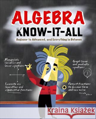 Algebra Know-It-ALL Stan Gibilisco 9780071546171 0