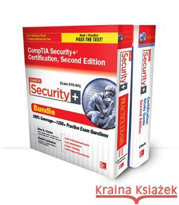 Comptia Security+ Exam SY0-401 [With Workbook] Glen Clarke Daniel LaChance 9780071834261
