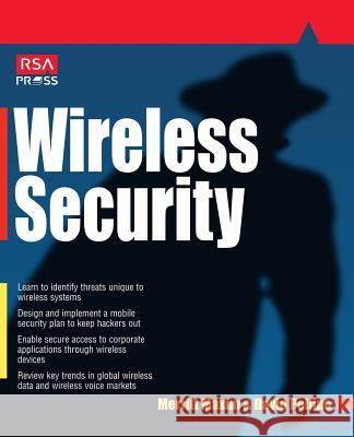 Wireless Security Merritt Maxim David Pollino 9780072222869