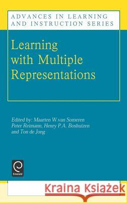 Learning with Multiple Representations H. P. a. Boshuizen T. D P. Reimann 9780080433431
