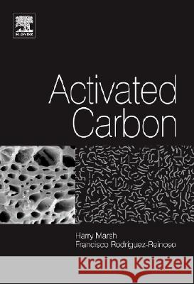 Activated Carbon Harry Marsh Francisco Rodriguez-Reinoso 9780080444635