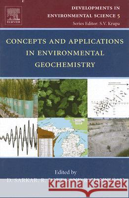Concepts and Applications in Environmental Geochemistry Rupali Datta Robyn Hannigan 9780080465227