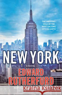 New York Edward Rutherfurd 9780099509387