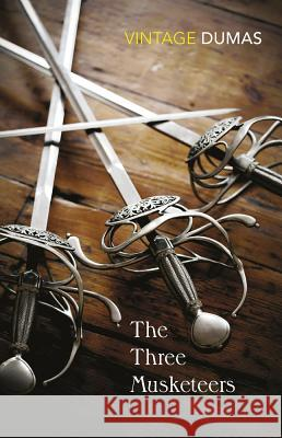 The Three Musketeers Alexandre Dumas 9780099528838 0