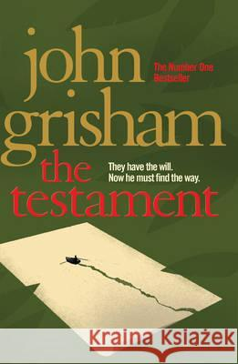 The Testament John Grisham 9780099538349