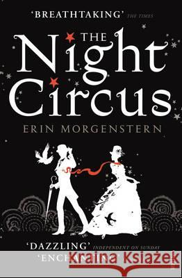 The Night Circus Erin Morgenstern 9780099554790