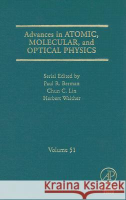 Advances in Atomic, Molecular, and Optical Physics H. H. Stroke 9780120038510