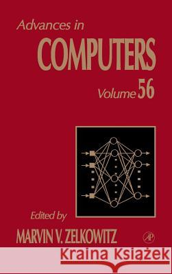 Advances in Computers Marvin Zelkowitz Marvin Zelkowitz 9780120121564
