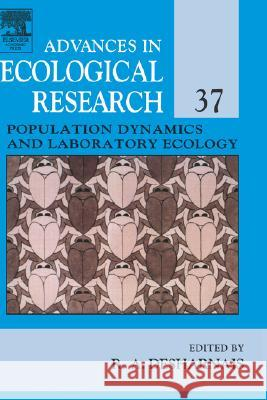 Population Dynamics and Laboratory Ecology Robert A. Desharnais 9780120139378