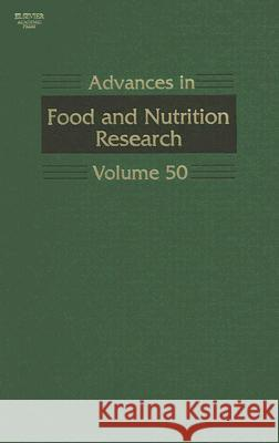 Advances in Food and Nutrition Research Steve Taylor 9780120164509