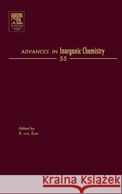 Advances in Inorganic Chemistry Rudi Va 9780120236558