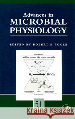 Advances in Microbial Physiology Robert K. Poole 9780120277513