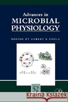 Advances in Microbial Physiology Robert K. Poole 9780120277520