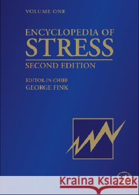 Encyclopedia of Stress George Fink 9780120885039
