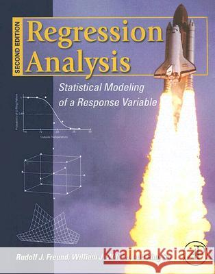 Regression Analysis [With CDROM] Rudolf Jakob Freund William J. Wilson Ping Sa 9780120885978