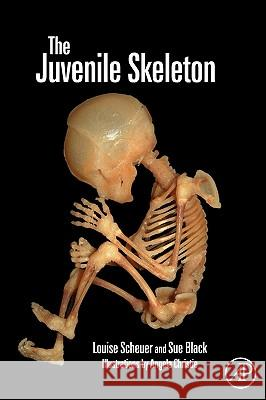 The Juvenile Skeleton Louise Scheuer Sue Black Sue Black 9780121028213